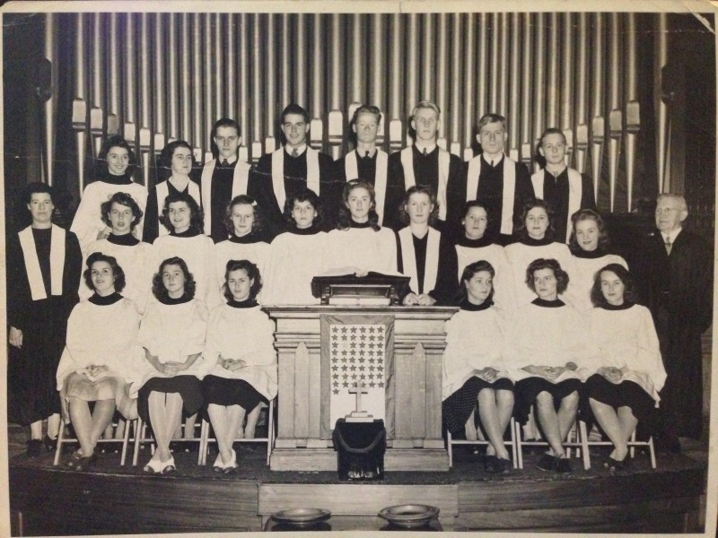 union congrgational choir 1940s