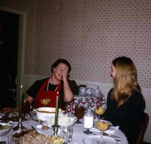 1969 Peg & Cathy Bence